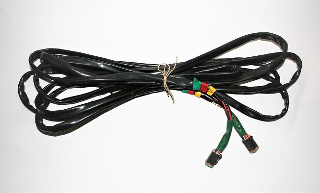 volvo penta trim harness cable 889550  u2013 marine surplus