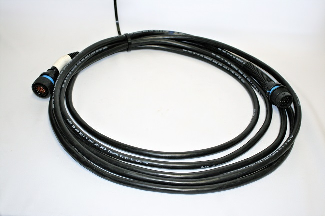 Merc84 892451A25lr mercury marine smartcraft can data wiring harness cable 84 marine wiring harness at eliteediting.co