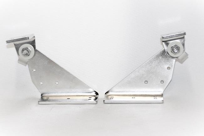 Preferred Stainless Steel Roll Back Fold In Seat Bracket Hinge (Set of 2  NE18